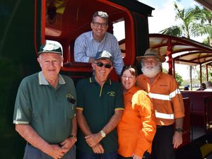 Funding to help iconic steam trains chug along