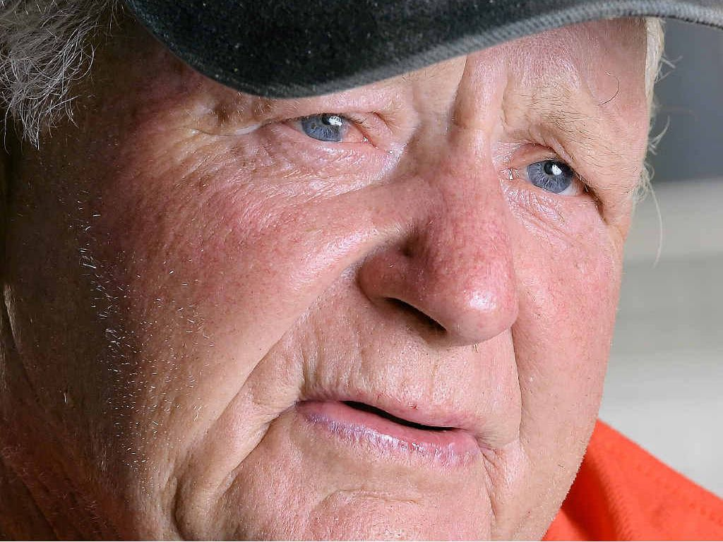 IN COURT: Greyhound trainer Tom Noble had his matter mentioned briefly in Ipswich Magistrates Court.