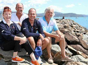 Peter Greste: tasting true freedom on the open sea