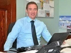 St Mary's Primary School Casino principal John O'Brien