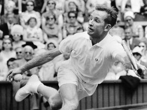 Laver inspires us to try to be better people