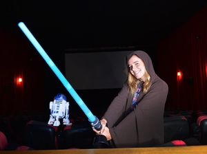 Gympie among first to see Star Wars: The Force Awakens