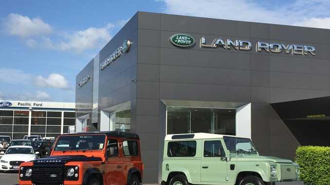 Land Rover Defender Heritage and Adventure on Sunshine Coast ...