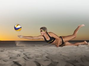 Natalie Cook still drawing lines in the sand