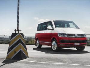VW Multivan T6 Launch road test and review