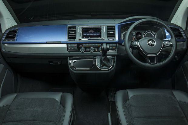 Volkswagen Multivan Generation Six. Photo: Contributed