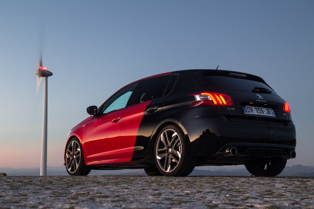 2016 Peugeot 308 GTi. Photo: Contributed.