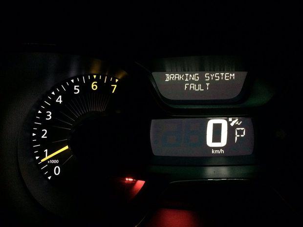 Long term test car Renault Captur. Photo: Iain Curry