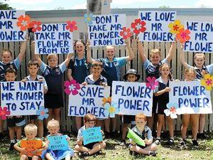 Dysart parents' bid to keep popular principal fails