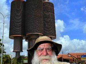 Nambour milling memories honoured at sculpture unveiling