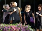 Friendly Keith Urban farewells dad in Caloundra