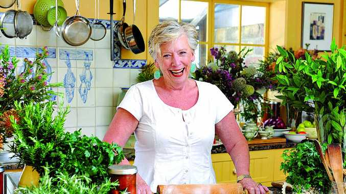 Maggie Beer serves up a Christmas feast in her book Maggie's Christmas.