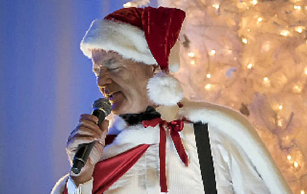 Bill Murray stars in A Very Murray Christmas.