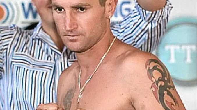 FACE OFF: Warwick boxer Kyle Teer wants a final fight at home to finish his career.