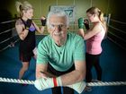 Lifetime Volunteer Award for boxing coach and friend