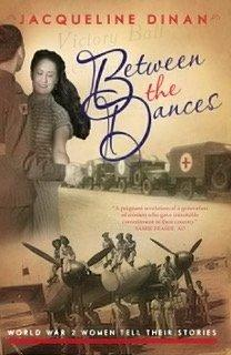 KYOGLE resident May Densley recalls her experiences during WW2 in a new book titled Between the Dances.