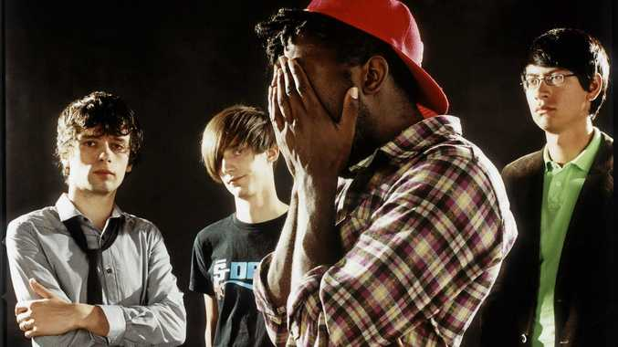 Bloc Party will perform at The Falls Festival.