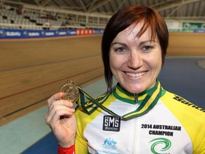 Anna Meares: Even a broken neck couldn't stop her