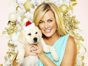 'Tis the season: Samantha Armytage ready to go a-carolling