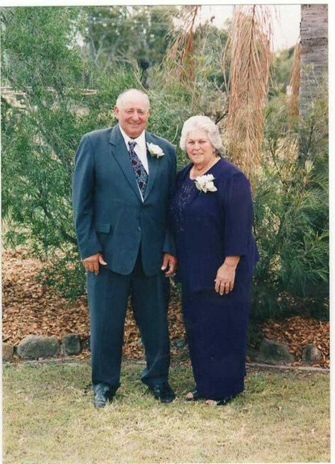 Hally and Doreen Herrmann enjoyed 32 beautiful years of marriage.