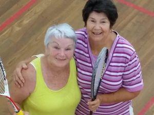 Maroochy Squash Club Thursday comp going strong