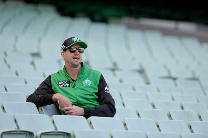 Melbourne Stars import Kevin Pietersen.