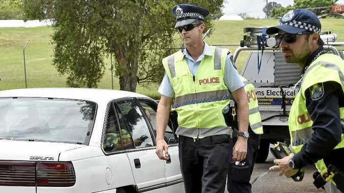CRACKDOWN: Darling Downs police are launching a holiday traffic operation targeting the Fatal Five.