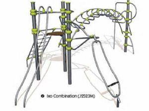 New playground equipment chosen for Dalveen Hall park