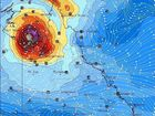 Higgins Storm chasing are predicting a cyclone will hit Queensland this week.