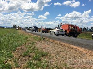 Bruxner Highway crash