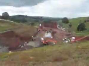 VIDEO: Timelapse of Tintenbar to Ewingsdale Pac Hwy upgrade
