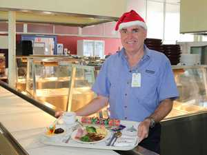 Christmas Day fare at Toowoomba Hospital
