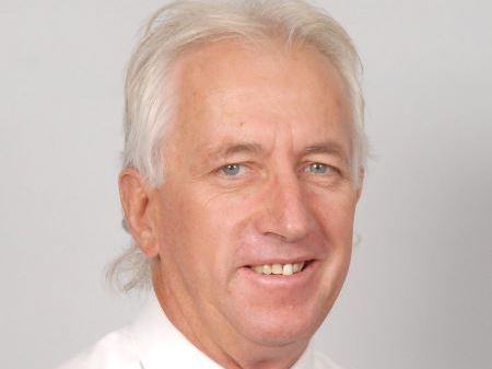 Cr Ray Jamieson will be standing for Western Downs Regional Council mayor in the March 2016 election.