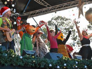 Christmas carols comeback to Coffs