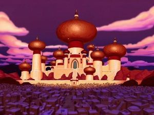 Groundswell of support for bombing fictional city of Agrabah