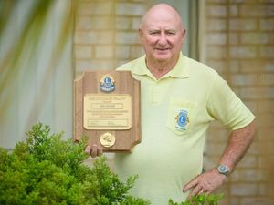 Highest accolade for Yamba Lions member