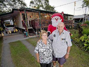 Bob's light display has spread Christmas joy for 2 decades