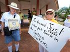 VIDEO: Community wants justice for Allison Baden-Clay