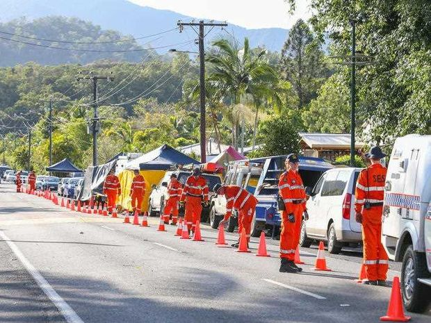 Eight children, aged between 18 months and 15 years, were found dead in a house in Cairns.