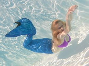 Call for ban on mermaid tails in public pools