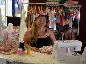 Kids fashion designer wants everyone to be a little princess