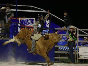 Bulls fire in Petrol Cowboys