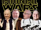 Forget Star Wars, it's council wars that have erupted