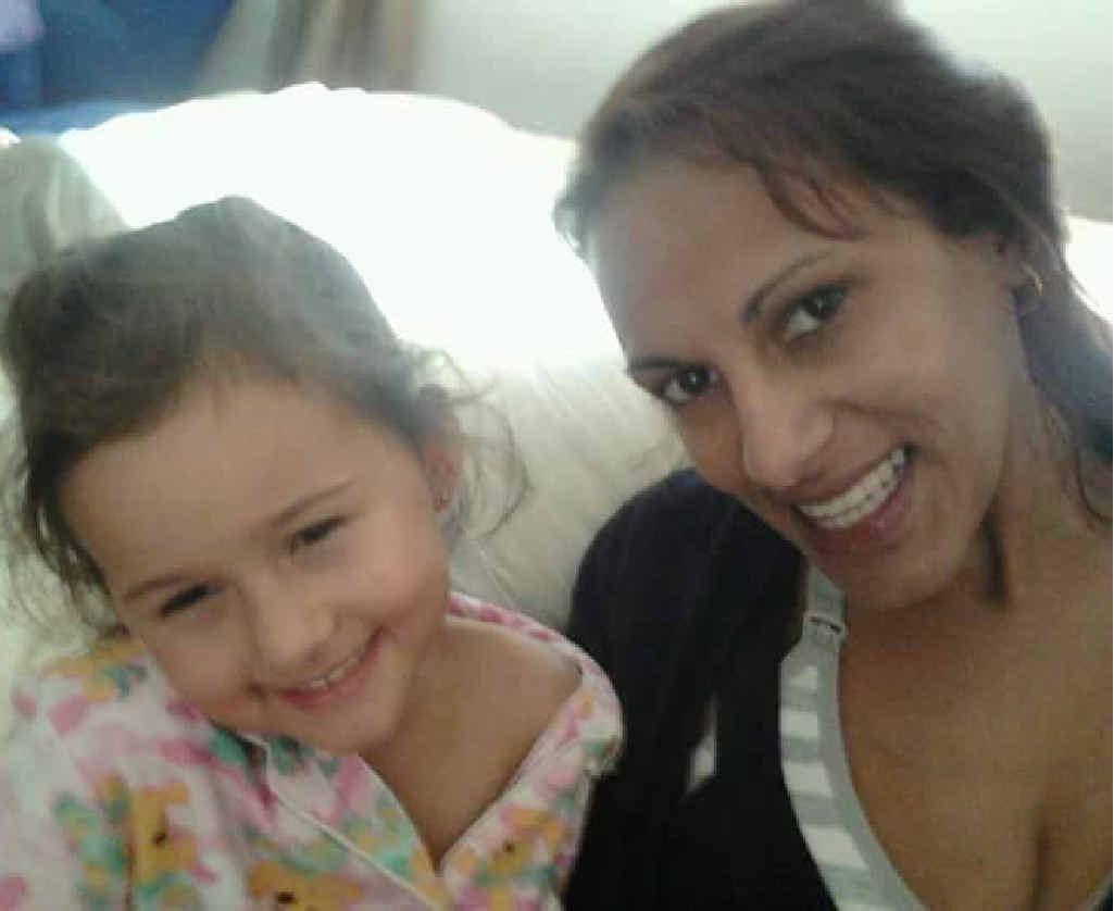 LOVING MUM: Killarney mother Bellita Sailor's sudden death left her five children and high school sweetheart devastated.