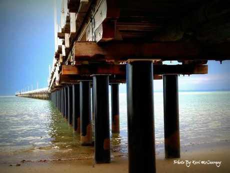 The Urangan Pier