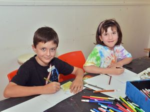 Free holiday fun at the Gympie Regional Gallery