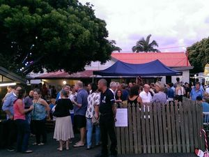 Monthly laneway festival drawing crowds to Caloundra