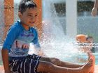 GALLERY: Hundreds of families beat the heat at pools