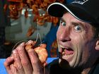 Manager of Mooloolaba Fish Market Kristian Penny says prawn supply is guaranteed.