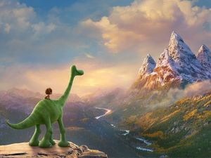 REVIEW: The Good Dinosaur is just shy of being great